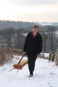 Winterliche Harfenklänge