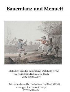 """Notenheft """"Bauerntanz und Menuett"""""""